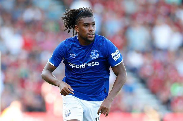 Alex Iwobi should look for a new club - Former Super Eagles defender Ifeanyi Udeze advises