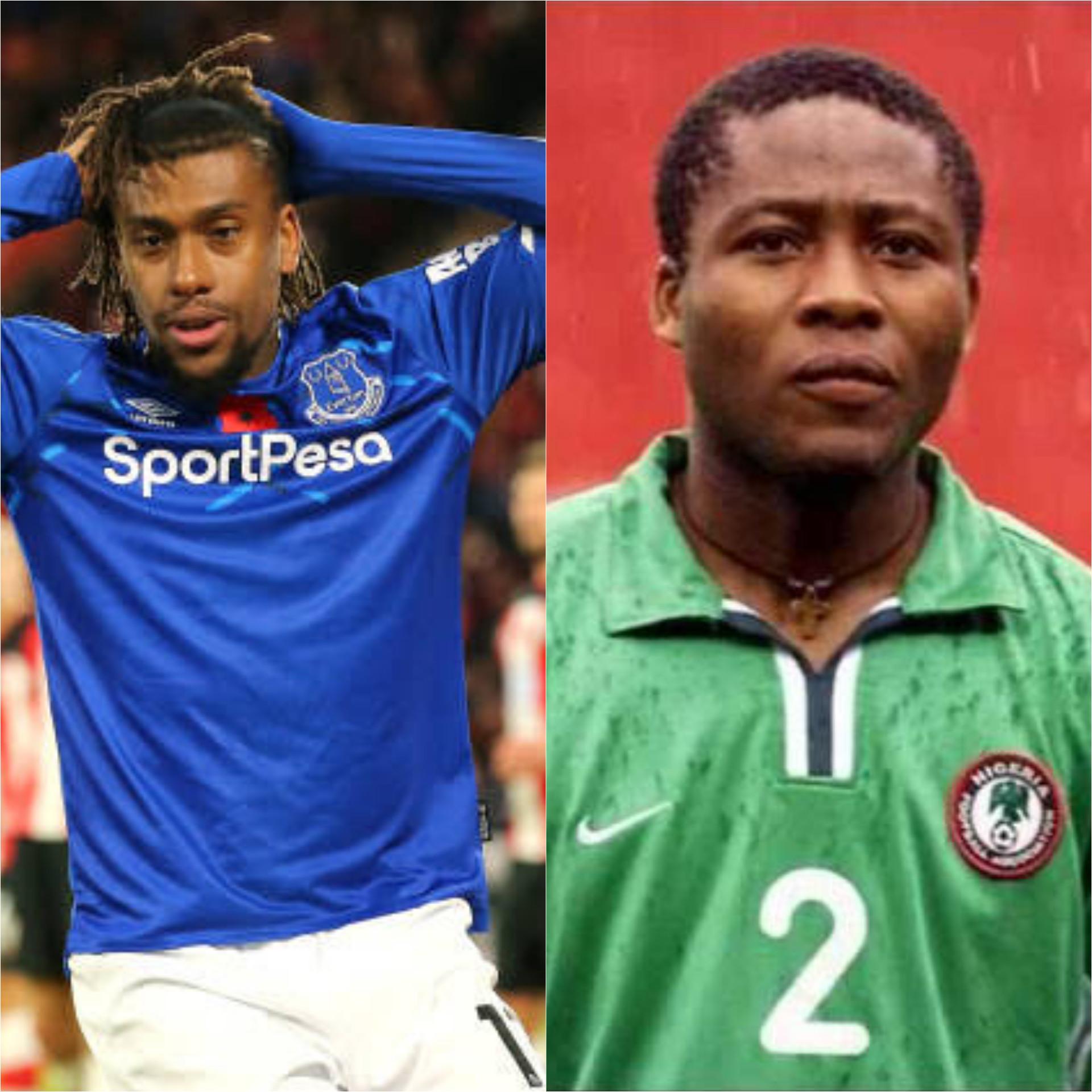 Alex Iwobi should look for a new club - Former Super Eagles defender Ifeanyi Udeze advises