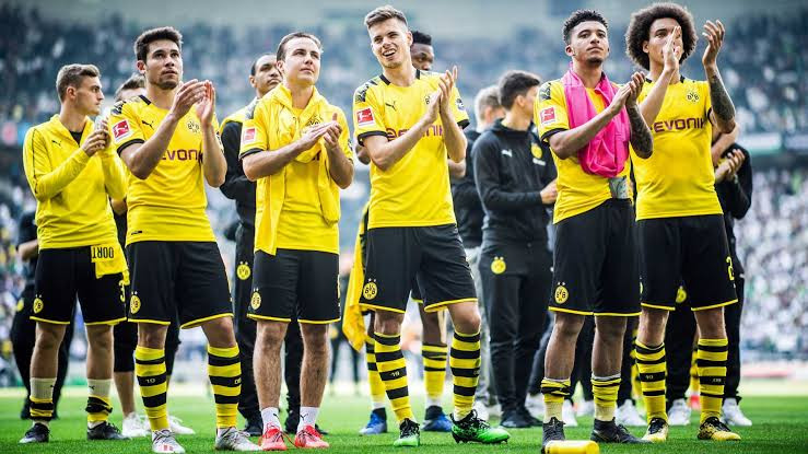 Covid-19: Borussia Dortmund set to host 10,000 fans in their Bundesliga opening match