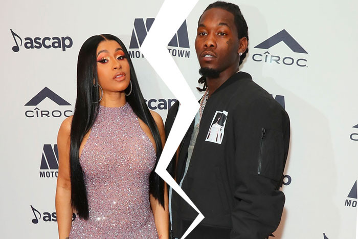 Update: Cardi B to amend divorce filling to joint custody with Offset and no spousal support