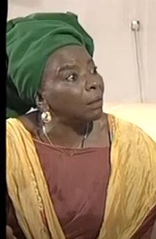 Veteran actress Louisa Nwobodo has passed away
