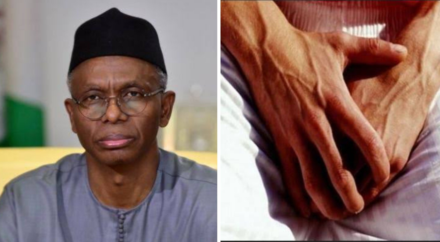 Governor El-Rufai signs new law to castrate and remove Fallopian tubes of convicted male and female rapists in Kaduna