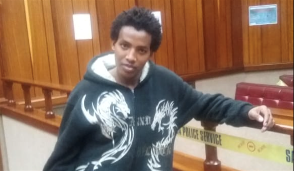 South African shopkeeper sentenced to life imprisonment for raping 5-year-old girl who went to buy biscuits in his store