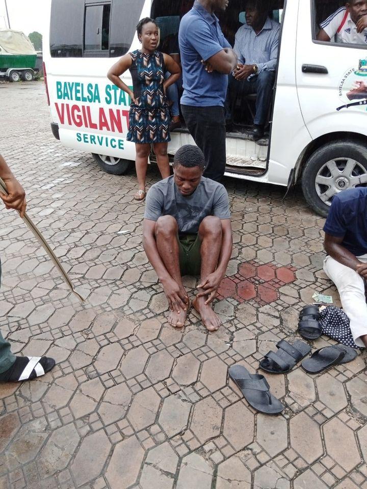 Phone thief nabbed in Bayelsa