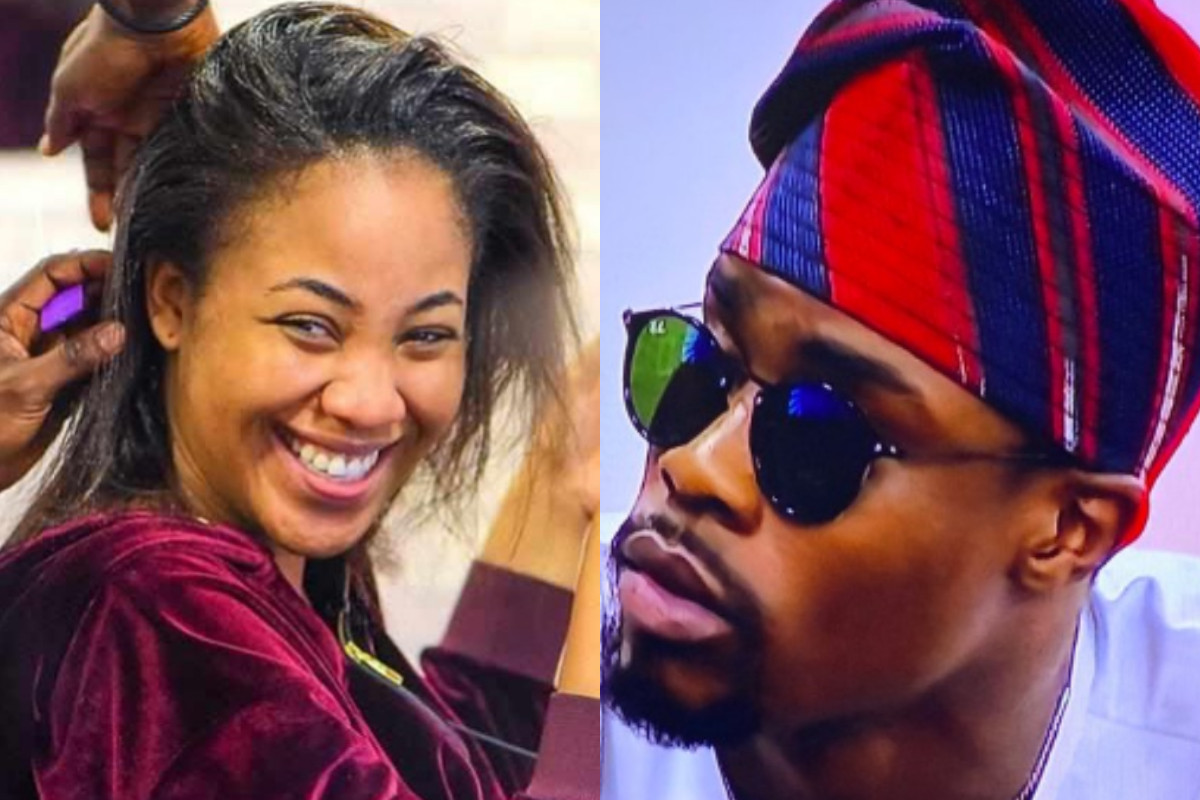 #BBNaija: Erica once bathed naked with Brighto and I - Neo (video)