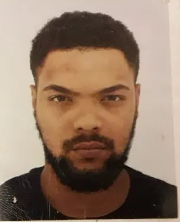 First picture of murder victim, 23, whose body was found on fire on south London street