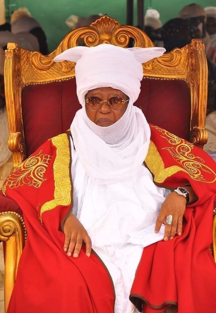 ?Emir of Zazzau, Shehu Idris passes on at 84