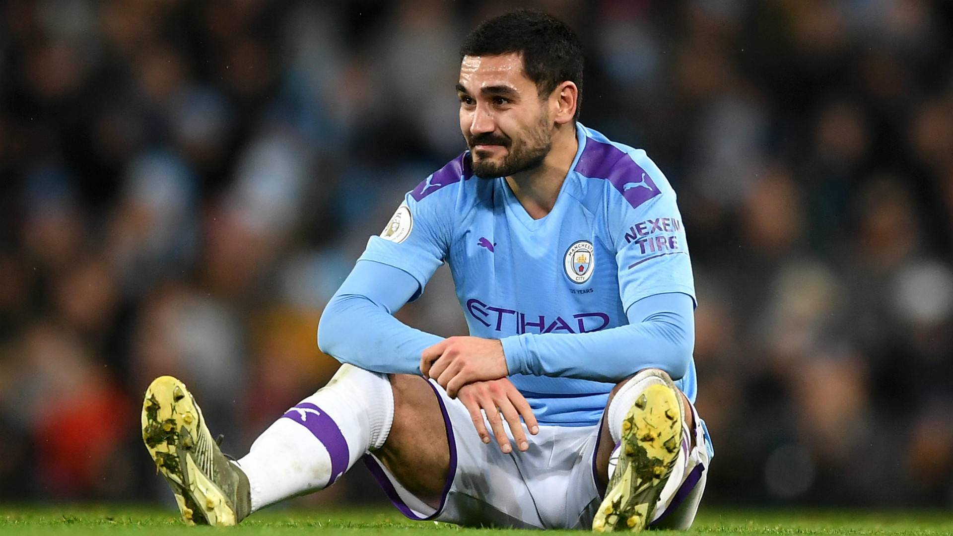 Manchester City midfielder, Ilkay Gundogan tests positive for coronavirus ahead of Premier League opener