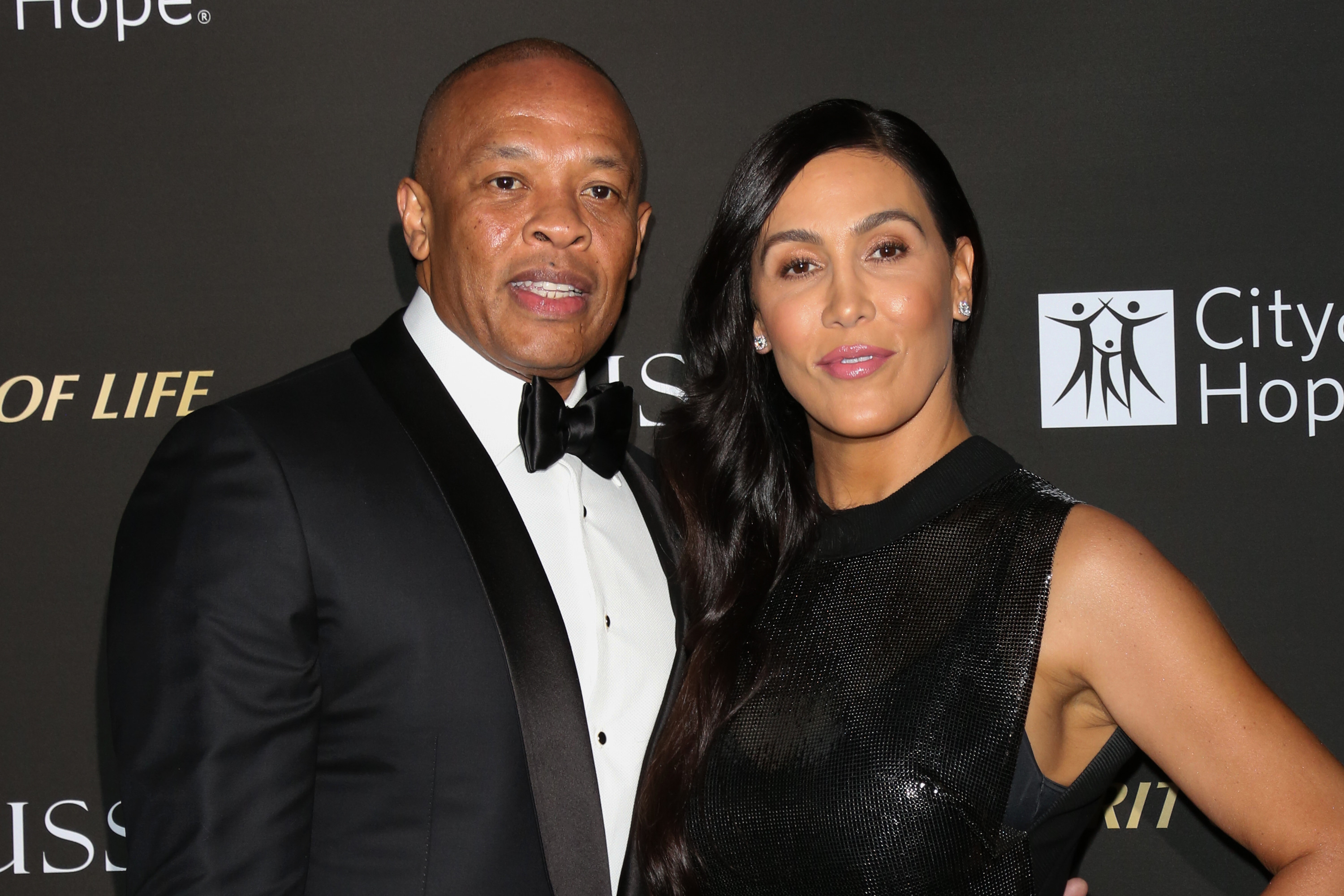 Dr. Dre's Record Co. accuses estranged wife, Nicole Young of 'decimating' bank account lindaikejisblog