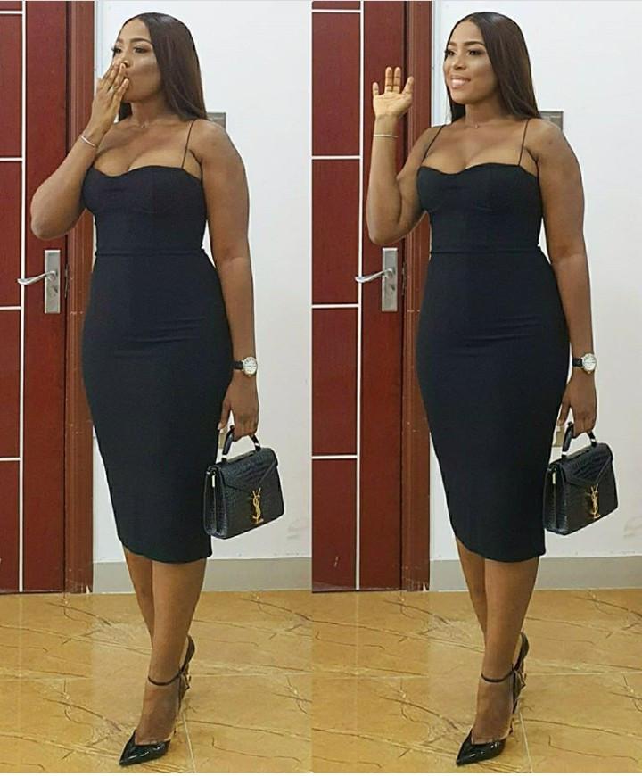 Photos and video from Linda Ikeji
