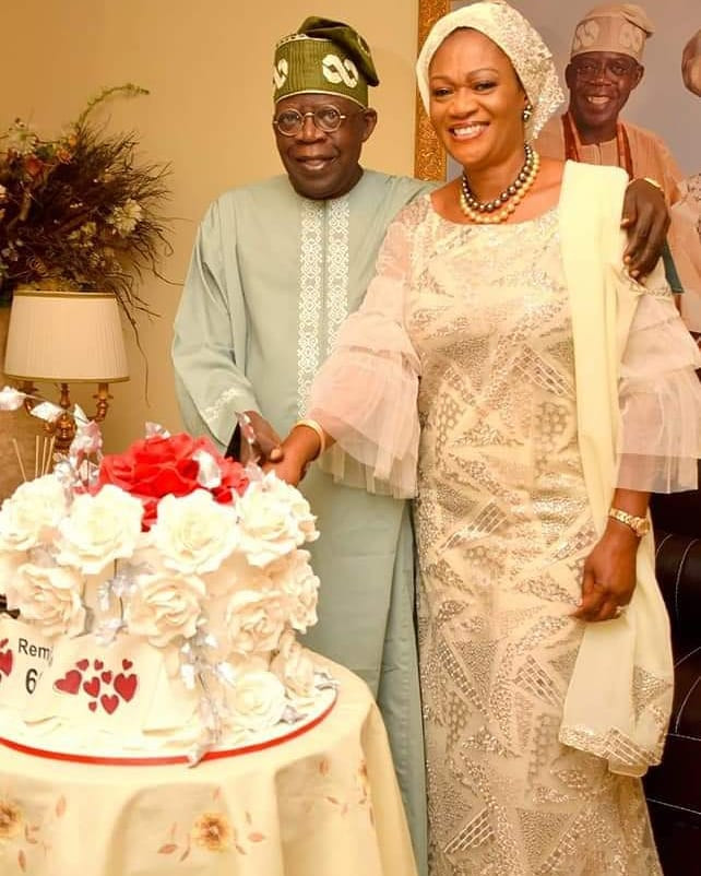 Photos from Senator Oluremi Tinubu