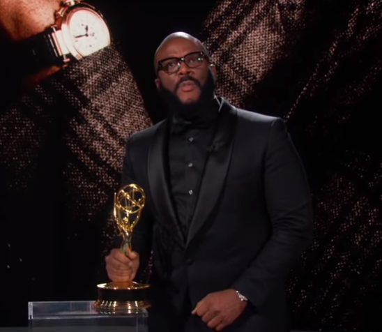 Tyler Perry honored with Governors Award at 72nd Primetime Emmy Awards