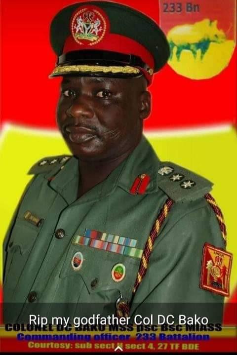 Nigerian Army colonel dies after Boko Haram ambush in Borno