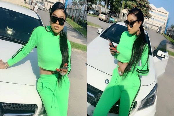 Bobrisky mocks celebrities who insulted and looked down on him when he was still coming up; Says he