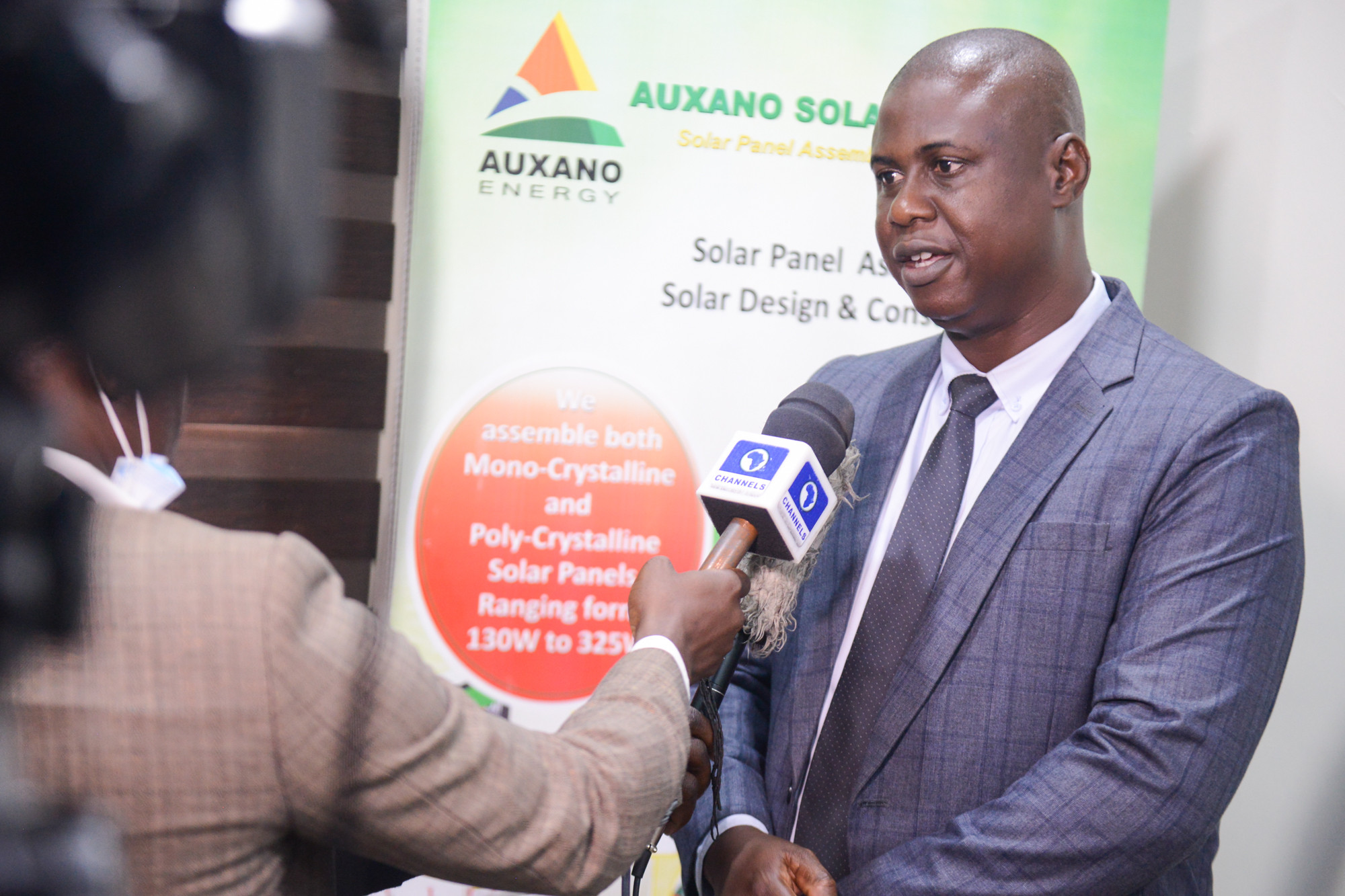 All On and Auxano Solar Nigeria Sign $1.5m Investment Deal for Solar Panel Assembly Plant Expansion lindaikejisblog4