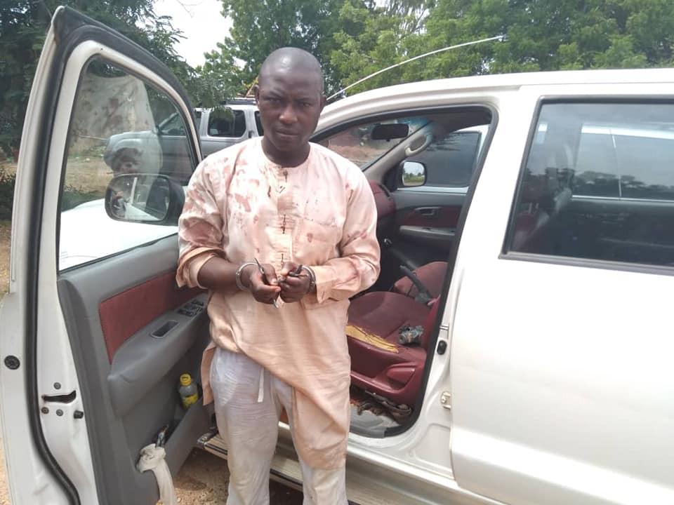 Police nab serial car snatcher in Bauchi, recover master keys