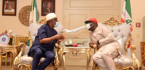 It will be a sin against God if I don?t thank Wike - Governor Obaseki lindaikejisblog