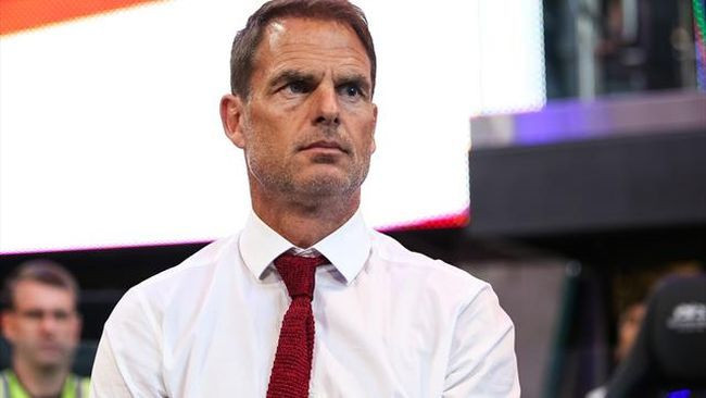 Frank de Boer named new coach of Netherlands after Ronald Koeman joined Barcelona