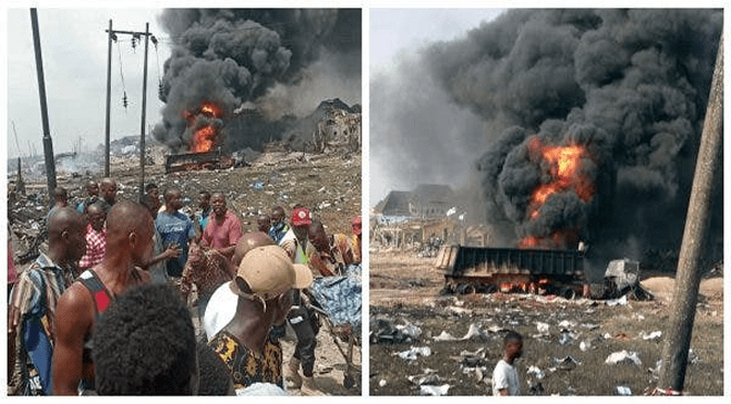 BBC Africa Eye exposes 'real cause' of Abule Ado explosion
