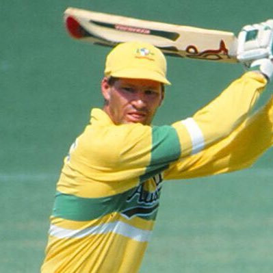 Cricket legend, Dean Jones, 59,  dies of a heart attack  at a hotel in Mumbai
