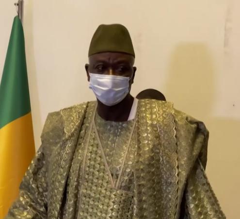 Mali?s designated interim president makes first appearance; meets former president Jonathan