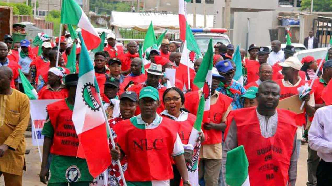 Court stops NLC and TUC from embarking on a strike over fuel and electricity hike