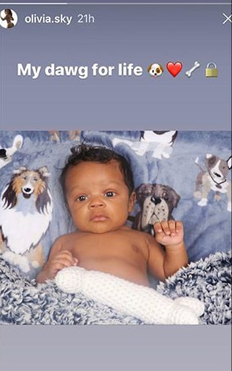 Bow Wow confirms he has welcomed a son with Instagram model Olivia Sky