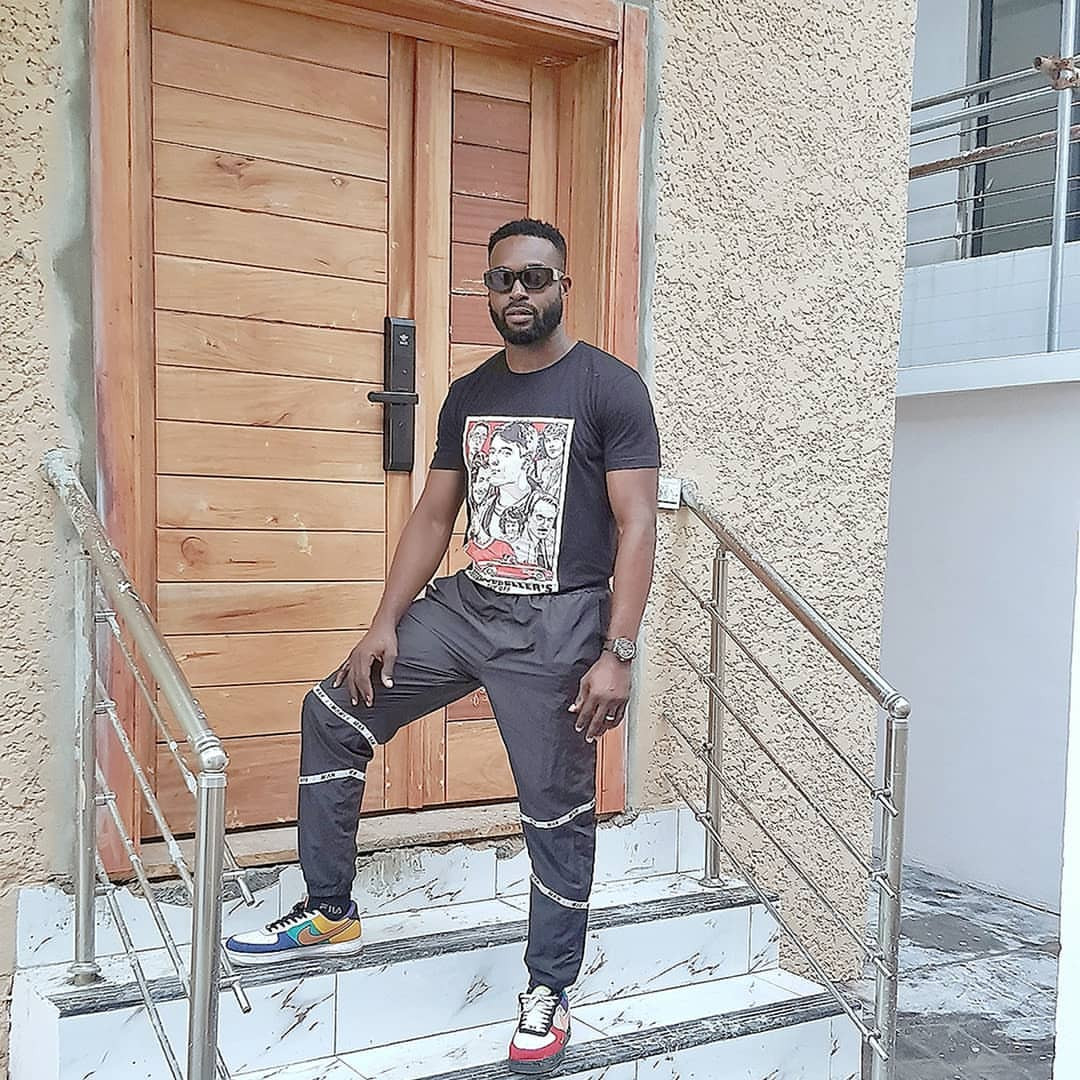 DJ Neptune buys himself a house as a birthday present (photos/videos)