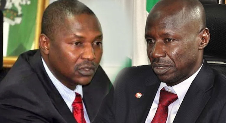 I refused to testify against Magu out of constitutional consideration - AGF Malami lindaikejisblog