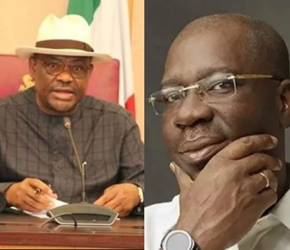 Obaseki is free to return to APC if he wants to - Governor Wike