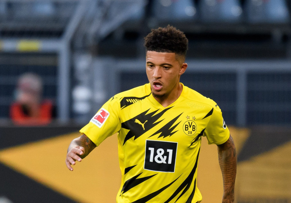 Manchester United submit final ?90m ?take-it-or-leave-it? offer for Borussia Dortmund forward Jadon Sancho