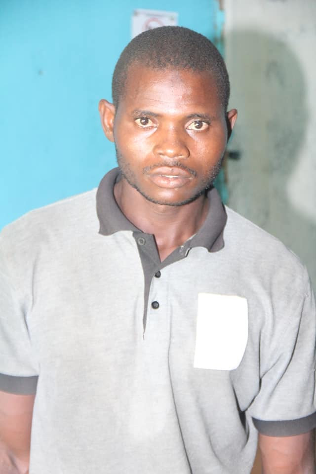 Five men arrested for raping 14-year-old girl in Bauchi