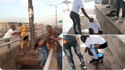 Lagos residents arrested for open defecation lindaikejisblog