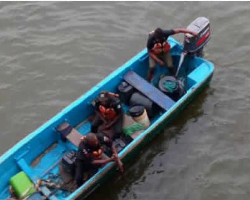 Scores missing as truck plunges into river in Lagos