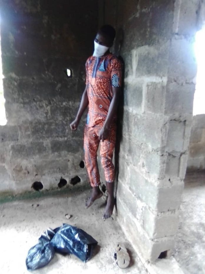 22-year-old Okada rider commits suicide in Oyo