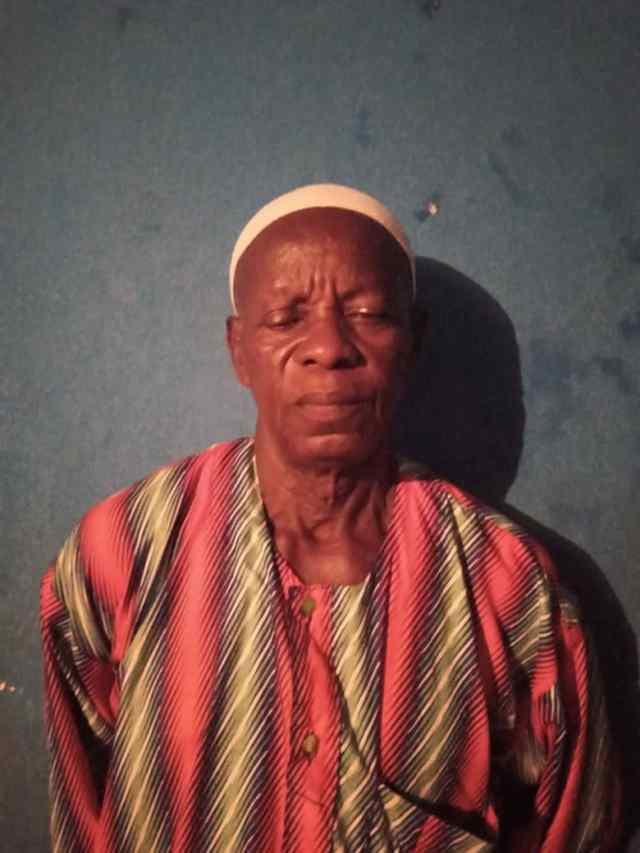 Man, 72, arrested for raping 7-year-old girl in Ogun State