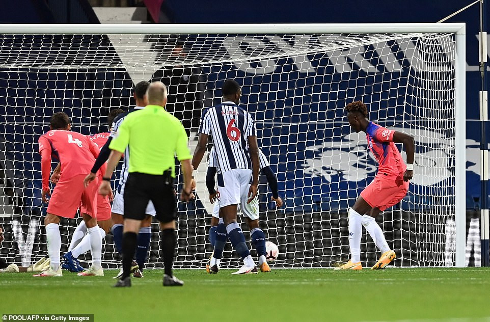 English Premier League: Tammy Abraham helps Chelsea snatch dramatic 3-3 comeback against West Brom (match recap/photos)