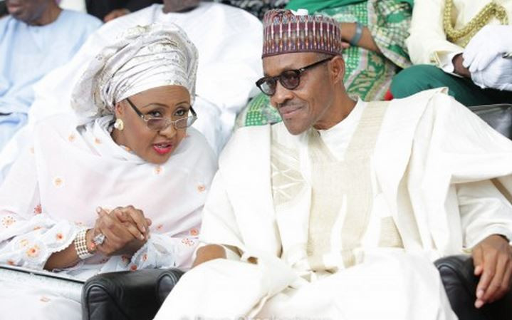 COVID-19 is a sign that God is not happy with us - Aisha Buhari