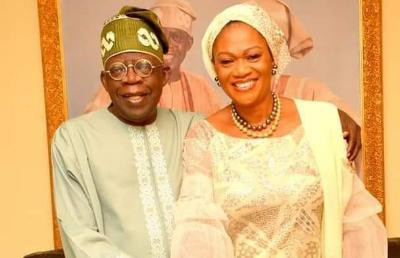 Trauma of living in exile in US led me to Christ - Remi Tinubu