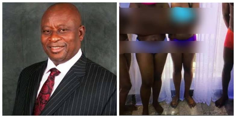 God will punish me if I was involved ? Ex-minister denies being involved in stripping his staff naked over missing money lindaikejisblog