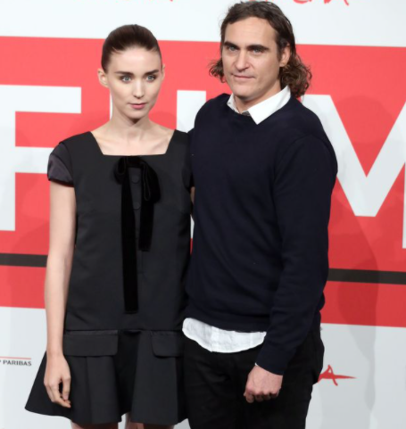 Rooney Mara and Joaquin Phoenix welcome a baby boy and name him River in honour of Joaquin