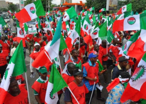 Labour suspends nationwide strike and protests