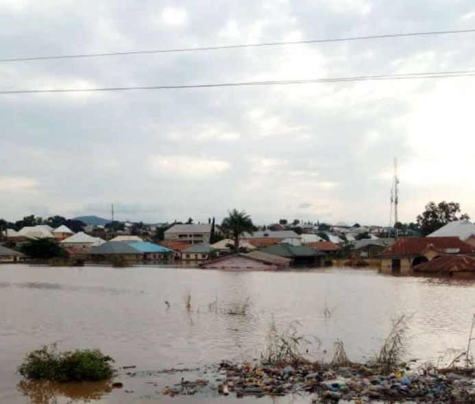 Flood sweeps man away in Ondo