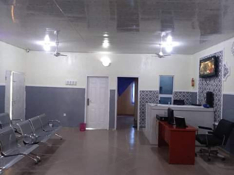 Shop owner in Jos builds 13 bed clinic/maternity in his community