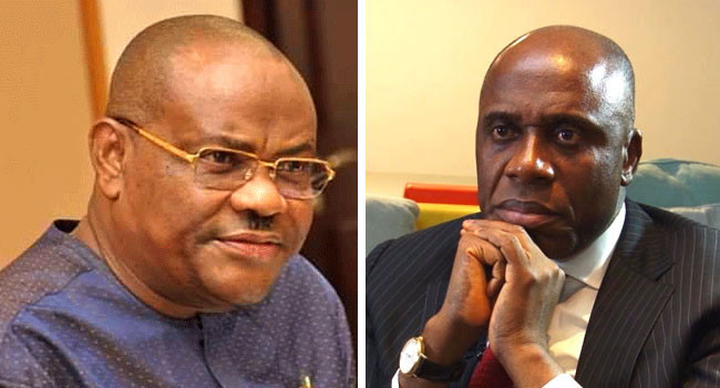 I?ll resign from office if you mention one thing you have done for Rivers as minister- Governor Wike challenges Rotimi Amaechi