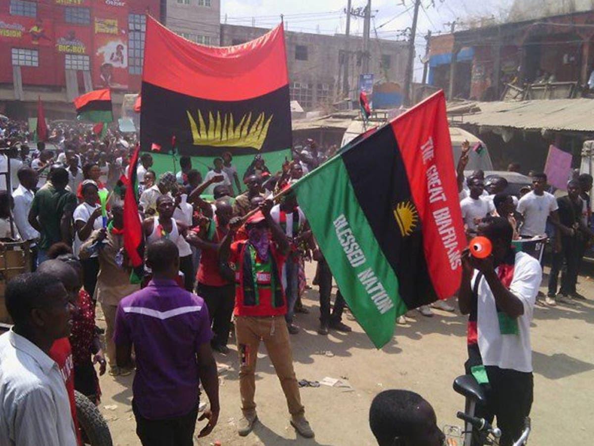 Take your useless Igbo presidency and give us Biafra ? IPOB