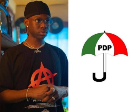 Rema calls out PDP over the death of his father Justice Ikubor