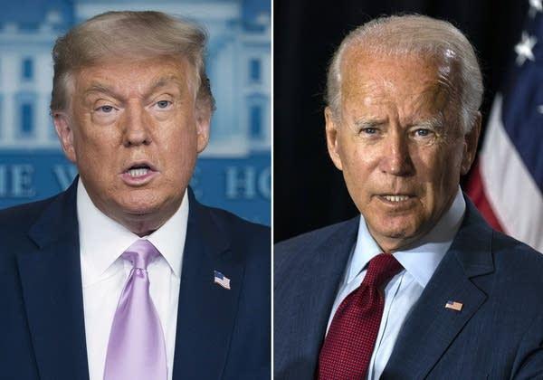 Joe Biden says he will not do a drug test before presidential debate against Trump; Trump responds