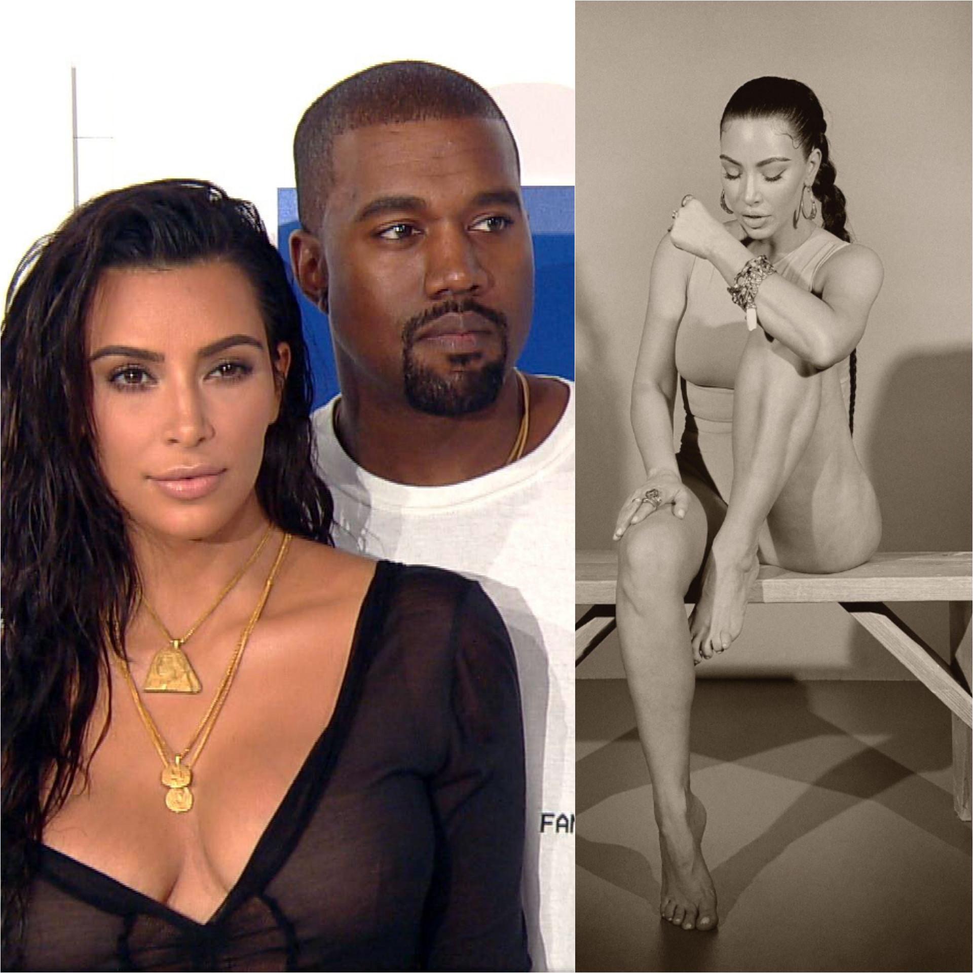 Kim Kardashian rubbishes Kanye West divorce rumours by sharing beautiful photos taken by him