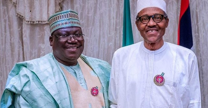 Those accusing Buhari?s government of corruption are petty - Senate President, Ahmad Lawan